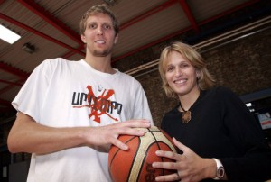 dirk-and-silke-nowitzki-photo-imago
