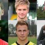 Germany 1992 generation already producing Bundesliga players