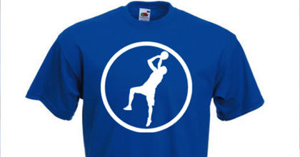 One-on-one: Ryan Mendez – creator of Nowitzki Legendary Icon and Dirk Swish t-shirts