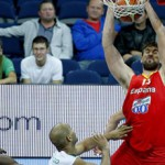 One-on-One: Spain center Marc Gasol
