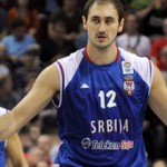 One-on-one with Serbia center Nenad Krstic