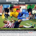 U.S. get reality check, lessons from Brazil loss