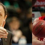 Ettore Messina is back at the helm of CSKA Moscow and coaching Viktor Khryapa