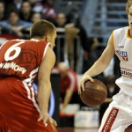 Per Günther (right) guided ratiopharm ulm to the Beko BBL finals. He's hoping to get back there this season.