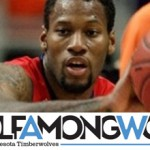 Man, bet CSKA Moscow star Sonny Weems wouldn't mind being reported on by the great site A Wolf Among Wolves - seeing that he would then be back in the NBA.