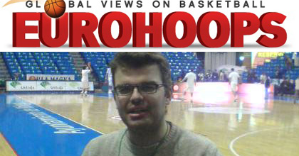 Aris Barkas of eurohoops.net brings great news about European basketball to all readers.