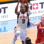Diamond DeShields is expected to lead the United States at the 2013 FIBA U19 World Championship for Women