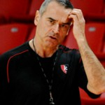 Dirk Bauermann took over at Lietuvos Rytas late last season and hopes to improve the team's showing next season - before that the coach wants to be successful with Poland at 2013 EuroBasket.