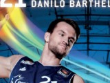 Danilo Barthel is one of many top young German players with Fraport Skyliners. He also took time to talk to Taking The Charge - photo from Fraport Skyliners