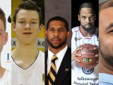 The Beko BBL All Star Day featured Jan Niklas Wimberg, Niklas, Kiel, CJ Harris, Isaiah Swann and Ademola Okulaja. All five talked to Taking The Charge