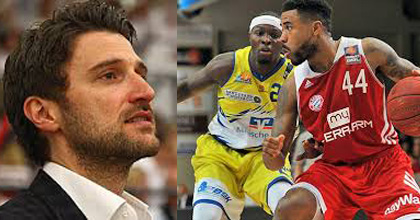 Marko Pesic helped form Bayern Munich into a winner but it was Bryce Taylor and the rest of the players who got the job done on the court. Both take time after winning the Beko BBL championship to talk to Taking The Charge