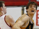Dragan Bender has been a superstar at the U18 European Championship for Croatia - even though he doesn't turn 17 until November 17. Photo by Hrvoje Sliskovic