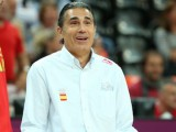 Sergio Scariolo is taking a break from coaching this season. Expect him to be relaxed, kind of like he was at times leading the Spanish national team.