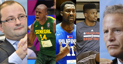 World Cup, World Cup, and more World Cup plus some NBA with Patrick Baumann, Gorgui Dieng, Andray Blatche, Nerlens Noel and Brett Brown