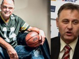 Oscar Schmidt (Photo by Alexandre Battibugli) and Zjelko Draksic (photo B. Petrinovic from kosarka.org) appear on Taking The Charge