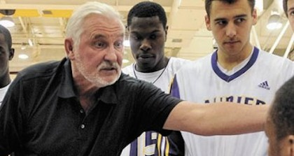 Coach Peter Campbell of Wilfrid Laurier University talks about Canadian collegiate basketball