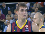 Mario Hezonja is starting to get more playing time for FC Barcelona and showing more and more why he's an NBA superstar in the making