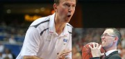 French national team coach Vincent Collet and new German national team coach Chris Fleming as well as French NT guard Antoine Diot come on Taking The Charge to talk about the draw for the 2015 EuroBasket and more.