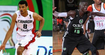 Jamal Murray and Thon Maker are two possible pioneers in the world of Canadian basketball. Read about how they are reaching this status.