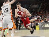Paul Zipser gives his all on the court - Photo by Imago