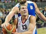 Janis Strelnieks is ready to take on Europe again this summer at EuroBasket 2015. But first he has to take on Taking The Charge - Photo FIBA Europe