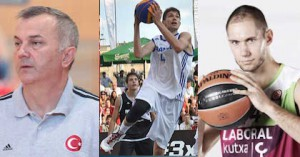The Turkish Basketball Federation Youth Teams Coordinator Nihat Izic talks about the state of Turkish hoops while Killian Tillie discusses the ANGT and U18 European Championship and his brother Kim Tillie praises Killian and says he's ready to prove himself good enough to make France's EuroBasket 2015 team.