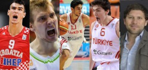 Packed show this week with Dario Saric, Zoran Dragic, Furkan Korkmaz, Cedi Osman and FIBA Comms Director Patrick Koller facing Taking The Charge's tough questions.