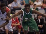 Romaric Belemene is developing well for Unicaja Malaga - Photo by Alvaro Cabrera