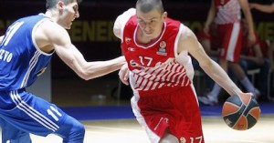 Boris Simanic has yet to really show his stuff for Crvena Zvezda at the professional level. But that is coming.