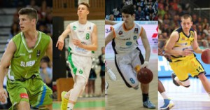 Bamberg's Aleksej Nikolic and Andreas Kulboka join Robert Zinn of MBC and Jonas Grof of Phoenix Hagen on Taking The Charge. Grof's veteran teammate David Bell and Hagen assistant coach Steven Wriedt also come on to talk about Grof.