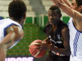 Isaac Bonga is one of the hottest names in European basketball right now. The 16-year-old is not thinking about that at all. - Photo FIBA Europe