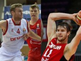 Nicolo Melli and Aaron Doornekamp both came on Taking the Charge this week to talk about the Beko BBL, their national teams, the OQTs and the Rio Olympics.