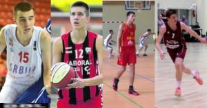 Marko Pecarski (Serbia), Filip Petrusev (Serbia), Nikola Zizic (Montenegro) and Arturs Kurucs (Latvia) are some of the biggest names at the TBF U16 International Tournament in Samsun.