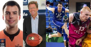 It's a German Beko BBL-centric show this week with German referee Moritz Reiter, Beko BBL CEO Stefan Holz, Fraport Skyliners center Johannes Voigtmann and Aaron White of the Telekom Baskets Bonn.