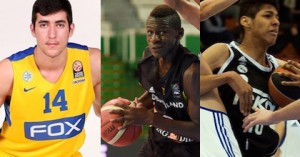 Yovel Zoosman, Isaac Bonga and Felipe Dos Anjos have been the top three names emerge from the Adidas Next Generation Tournament in L'Hospitalet