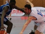 Italy prevailed in a battle with France for supremacy in Group B - Photo DBB