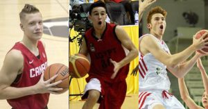Ignas Brazdeikis, Tarek Raafat and Onuralp Bitim come on Taking The Charge to talk about among other things the 2016 FIBA U17 World Championship.