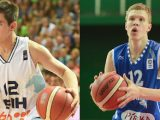 Sani Campara of Bosnia and Herzegovina and Finland's Elias Valtonen talk about the 2016 FIBA U17 World Championship.