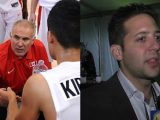 Canada U17 NT coach David DeAveiro and DraftExpress's Jonathan Givony talk to Taking The Charge.