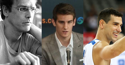 Os Davis, Dragan Bender and Nikos Zisis join Taking The Charge to celebrate episode 200.