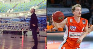 Jeff Taylor comes on Taking The Charge to talk about the FIBA EuroBasket 2017 draw while Per Günther discusses the hot start of ratiopharm ulm. Güther picture: Florian Achberger
