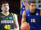 Jack Cooley and Josh Scott are big men who have played well in Europe and now they come on Taking The Charge.
