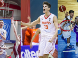 Dzanan Musa, Sergi Martinez and Sekou Doumbouya all had a great tournament at the FIBA U18 European Championship 2016. As a reward, the listeners get to hear from them. Pics from FIBA Europe