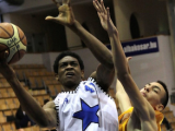 Basketball a series of firsts for Stellazzurra star talent Eboua