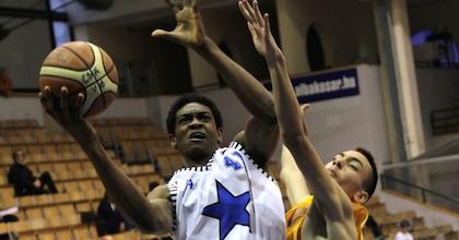 Basketball a series of firsts for Stellazzurra star talent Eboua