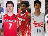 RJ Barrett, Danilo Djuricic, Abu Kigab, Felipe Dos Anjos, Philipp Hartwich come on Taking The Charge this week.