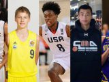 Luke Nelson, Franz Wagner, Collin Sexton, Hao Dai and Olle Stumer talk to Taking The Charge.