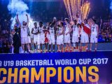 Canada are champions of the FIBA U19 Basketball World Cup 2017 - photo by FIBA