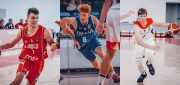Djordje Pazin, Nico Mannion and Luc Van Slooten talk to Taking The Charge about playing at the FIBA U16 European Championship 2017. Photos FIBA Europe