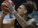 Isaac Fotu of New Zealand and ratiopharm ulm talks to Taking The Charge about his start in Germany, the Tall Blacks, his brother and the haka. Photo from FIBA